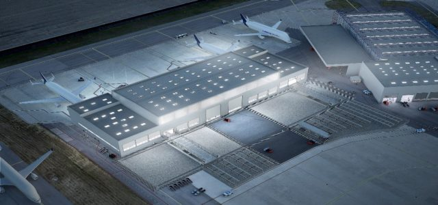 Beluga XL – mission ATMO – Architectes Brunerie & Irissou